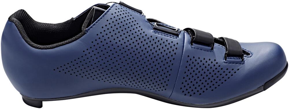 Chaussures Bleu Fizik Avec Des Hommes De Fermeture Velcro zCmoT